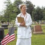 Sunday's Fairview Cemetery Walk will honor Red Cross