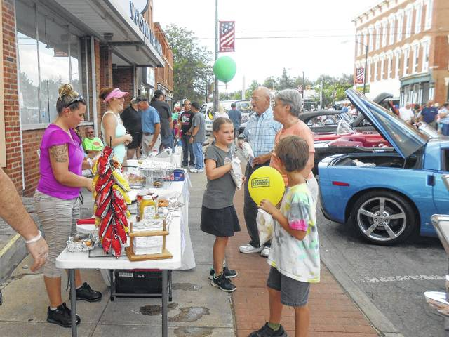 The Classic Car Show and Princess Pageant are popular on Friday night.
