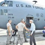 Portman visits 179th Airlift Wing