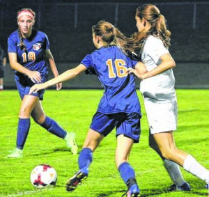 Gallery: Galion girls soccer vs. Clear Fork. Photos courtest Noresa Nickels