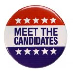 Candidates coming to Lowe-Volk Park on Oct. 5