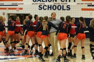 Gallery: Galion volleyball vs. Pleasant: Photos by Erin Miller