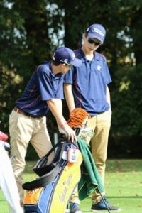 Gallery: GHS Golf vs Pleasant.  Photos by Erin Miller
