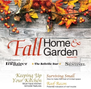 Fall Home and Garden tabloid
