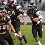 Northmor stays perfect with 41-8 win over Fredericktown