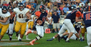Gallery: Galion vs. River Valley football; Photos by Don Tudor
