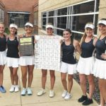 Lady Tigers win MOAC tennis championship