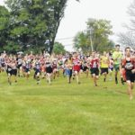 Thousands of athletes in Galion today at Cross Country Festival
