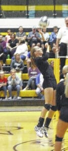 Highland VB edges Northmor in battle of undefeated teams