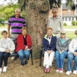 Rest in peace — and comfort — at Galion's Heise Park