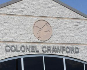 Fundraiser on Friday for two Colonel Crawford students