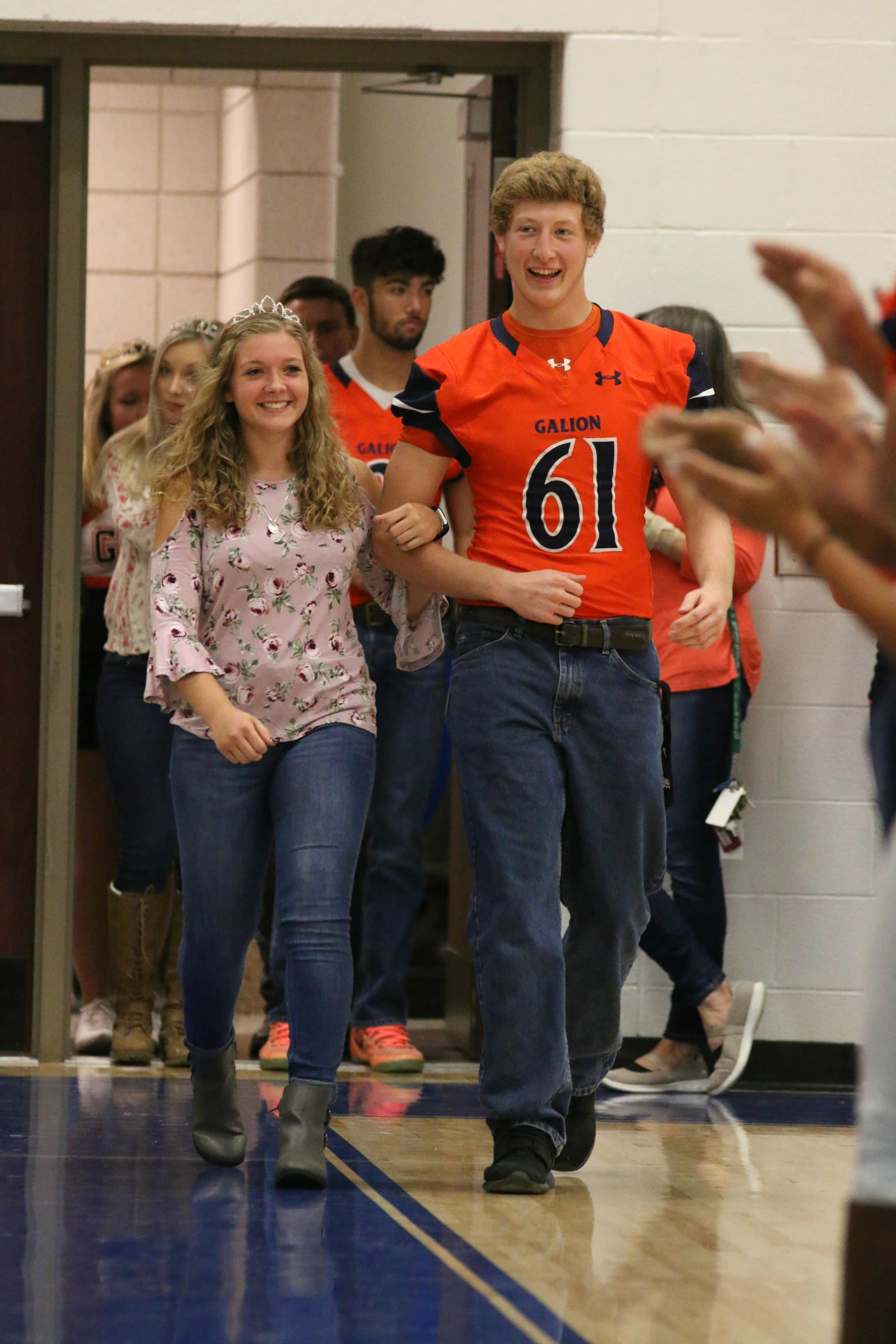 letter to editor gallery ghs homecoming pep rally by erin miller galion 23195