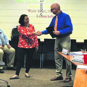 Galion City Schools honors assistant principal