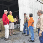 Galion barns date back to 1800s