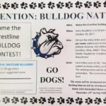 "Crestline athletics looking to ""Name the Bulldog"""