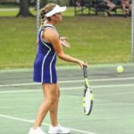 Kayley Gimbel's season moves on