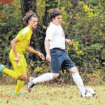 Galion's soccer season winding down