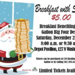Breakfast With Santa a topic at Galion council meeting