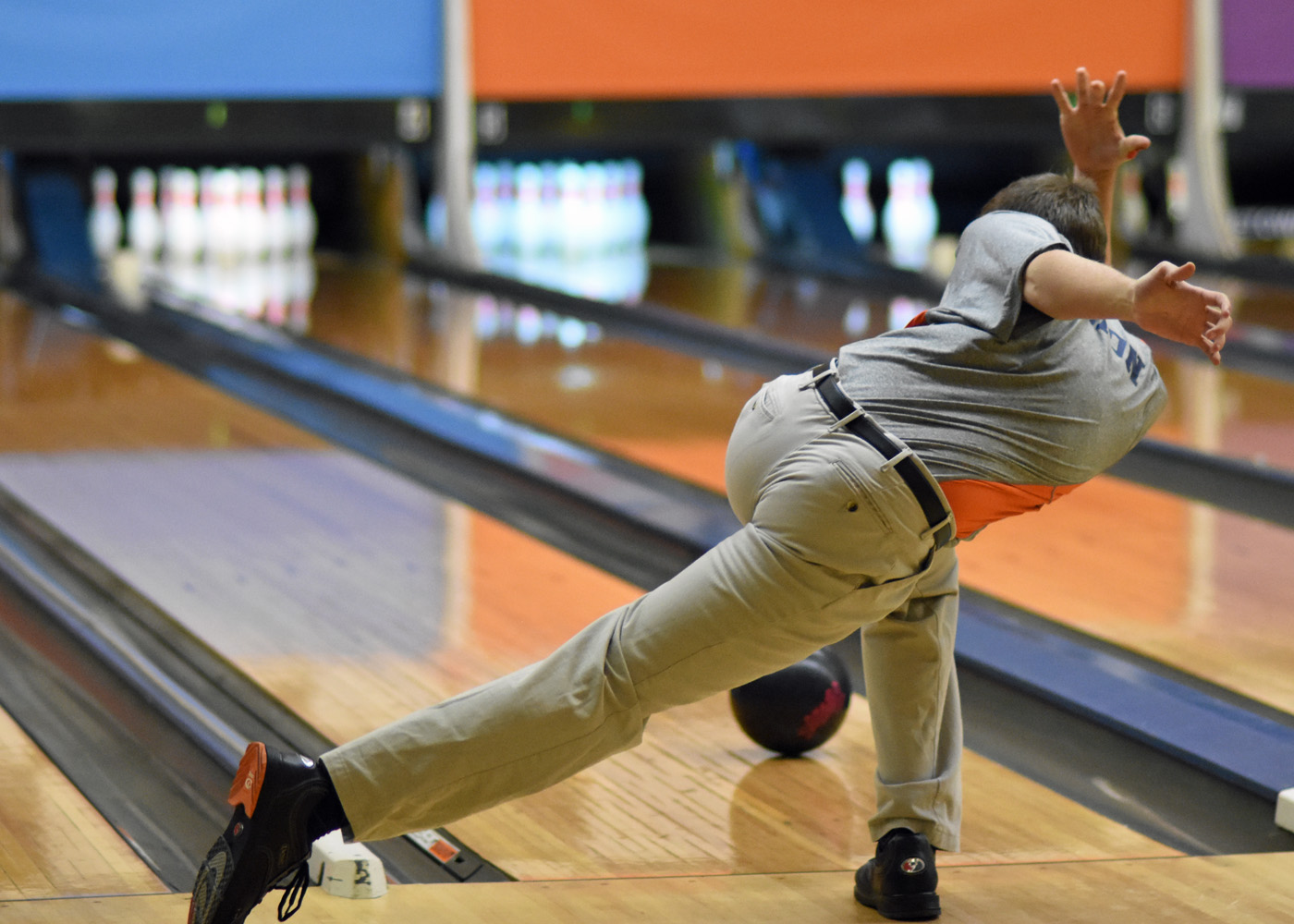 Gallery: Galion vs. Shelby bowling at Victory Lanes. Don Tudor ...
