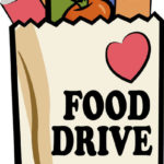 Galion Middle School collecting food for Community Action
