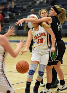 Gallery: Galion vs. Clear Fork girls basketball: Photos by Don Tudor