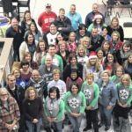 Galion students come back, give back