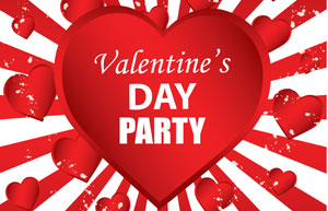 Valentine S Day Party Is Friday At St Joseph Activity Center