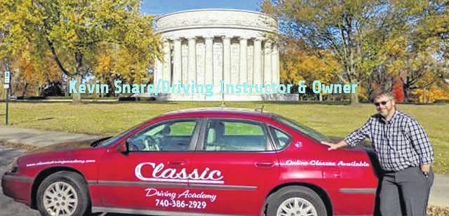 Courtesy photo Ed Snare is bringing Classic Driving Academy to Galion. Locally, classes will be held at the Galion Community Center YMCA on Gill Avenue. Snare, who also has an office in Marion, can be reached online at <a href=&quot;http://www.classicdrivingacademy.com/&quot; target=&quot;_blank&quot;>www.classicdrivingacademy.com</a> or at 740-386-2929.