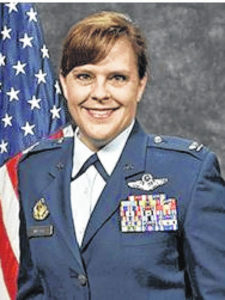 Col. Allison Miller will lead Mansfield's 179th Airlift Wing