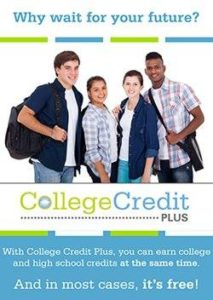 College Credit Plus meeting at Galion High School on Jan. 31
