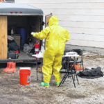 Possible meth lab broken up on West Atwood Street in Galion