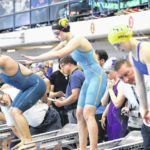 Tigers, Eagles qualify for state swim meet
