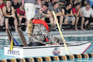 Colonel Crawford looking to keep Traveling Oar trophy