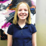 Galion's Courtney Woerlein will compete in Scripps national spelling bee competition