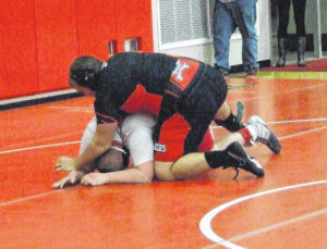 Northmor wrestling tops pack in KMAC wrestling tournament