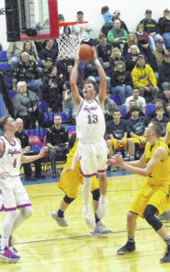 Northmor boys hold off Highland in fourth