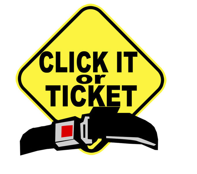 Click It Or Ticket: Seat Belt Safety Awareness Month