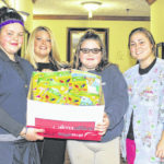 Galion students collect, donate items for Magnolia Terrace residents
