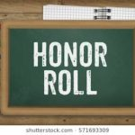 Bucyrus High School honor rolls
