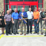Galion BellStores' ribbon-cutting ceremony this morning