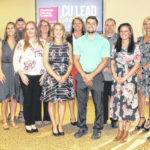 Local leaders recognized during Crawford Unlimited Leadership graduation