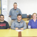 Northmor's Moore headed to Otterbein to play football