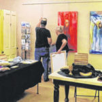 Shirley Fearn's paintings subject of Brush and Palette show