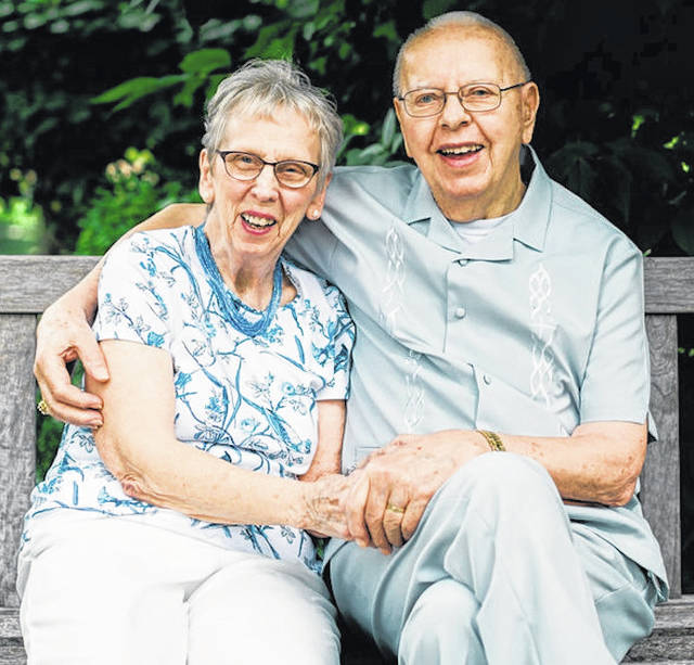 Frank and Mary Jane Phillips.