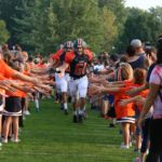 Gallery: Galion Football vs. Pleasant & Elementary Night.  9-14-18. Photos by Erin Miller.