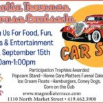 Open house, cruise-in Saturday at Magnolia Terrace
